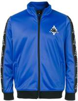 Marcelo Burlon County of Milan Kappa Tape jacket