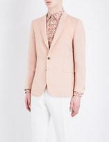 Paul Smith Soho-fit linen-blend blazer