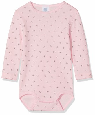 Sanetta Baby Girls' Body 1/1 Allover Bodysuit