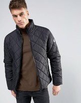 Blend of America Padded Jacket Diamond Quilted