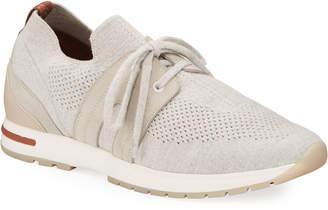 Loro Piana 360 LP Flexy Spring Dew Knit Fashion Sneakers