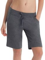 Danskin Stretch Cotton Bermuda Shorts