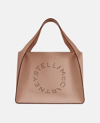 Stella McCartney stella logo tote bag