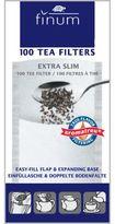 Finum Tea Filters, Extra Slim