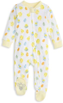 Burt's Bees Spring Chicks Organic Baby Sleep & Play Easter Pajamas