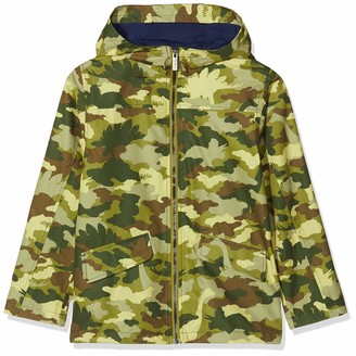 Hatley Boy's Microfiber Rain Jackets Raincoat