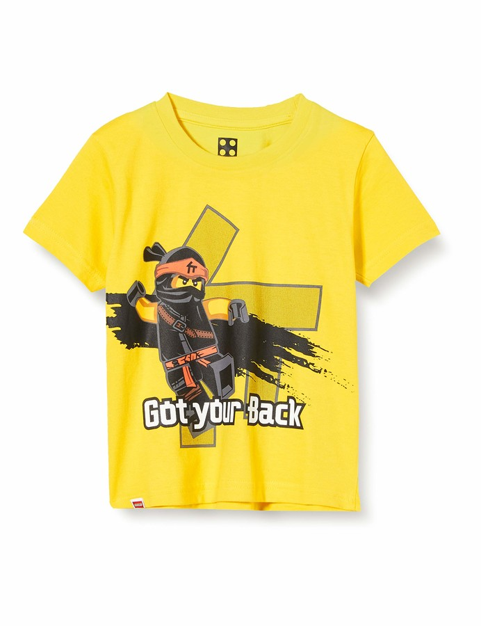 Lego Boys Ninjago T-Shirt