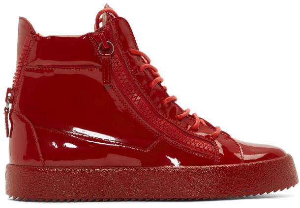 9e91592d37492 Mens High Top Giuseppe Zanotti Sneaker | over 100 Mens High Top Giuseppe  Zanotti Sneaker | ShopStyle