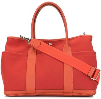 Hermes 2016 pre-owned Garden Party Pocket 36 tote bag