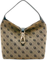 Dooney & Bourke Signature Quilt Logo-Lock Medium Sac Handbag, a Macy's Exclusive Style