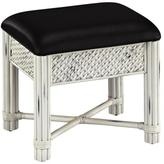 Home Styles Marco Island Vanity Bench - White