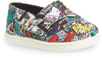 Toms x Marvel Alpargata Slip-On Shoe