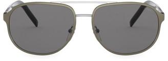 Prada 60MM Round Sunglasses