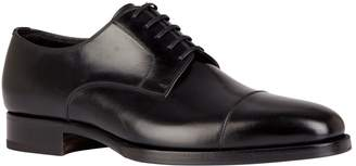 Tom Ford Leather Gianni Derby Shoes