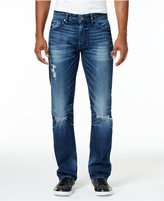 GUESS Men's Stillwater Moto Jeans