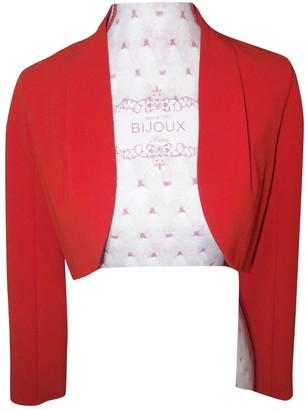 Paule Ka Orange Jacket for Women