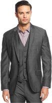 INC International Concepts Men's Slim Fit Royce Suit Jacket