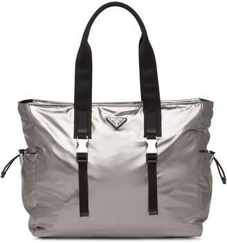 Prada Technical tote bag
