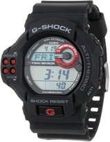 Casio Men's G-Shock GDF100-1A Resin Quartz Watch with Digital Dial