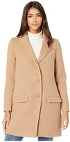BB Dakota Whiskey Business Coat (Light Camel) Women's Clothing