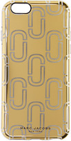 Marc Jacobs Gold Logo Iphone 6s Case