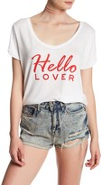 South Parade Valerie Hello Lover Tee