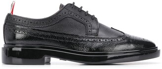 Thom Browne Longwing leather brogues