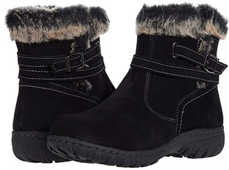 Tundra Boots Jamie (Black) Women's Boots