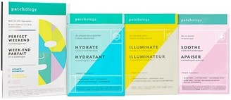 Patchology Perfect Weekend 3-Piece Flashmasque Kit