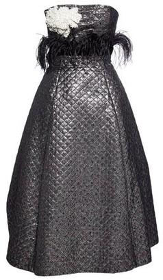 DANIELE CARLOTTA Knee-length dress