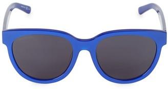 Balenciaga 54MM Cat Eye Sunglasses