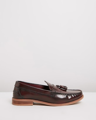 Office Liho Tassel Loafers
