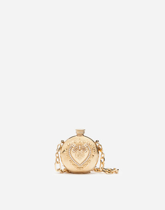 Dolce & Gabbana Jewel Micro-Bag With Chain