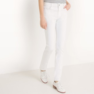 """La Redoute Collections Basic Slim Fit Jeans, Length 31"""""""