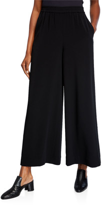 Co Georgette Palazzo Pants