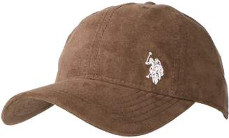 U.S. Polo Assn. Men's Ultrasuede Hat