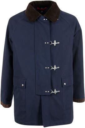 Fay Buckle Closure Jacket
