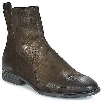 Mjus SIMPLE men's Mid Boots in Brown