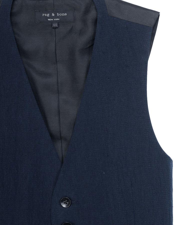 Rag and Bone Grosvenor Waistcoat