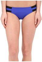 Seafolly Block Party Spliced Hipster Bottoms