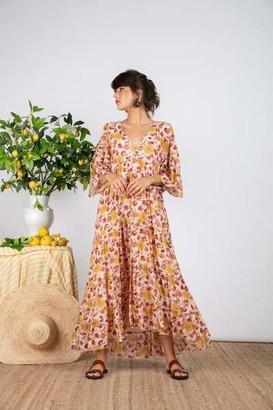 SUNDRESS Dress Agathe Printed