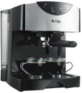 Mr. Coffee Pump Espresso Maker, ECMP50-NP