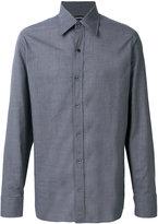 Tom Ford micro check shirt