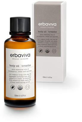 Erbaviva Breathe Body Oil, 4 fl oz