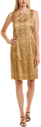 Leggiadro Sheath Dress