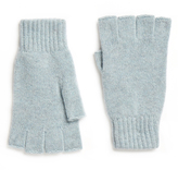 Johnstons of Elgin Seaspray Cashmere Fingerless Gloves