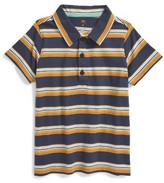 Tea Collection Toddler Boy's Kings Cross Polo