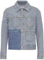MM6 MAISON MARGIELA Maison Margiela Bleached Denim Jacket