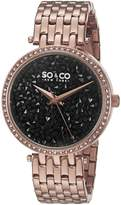SO & CO New York Women's 5080.4 Madison Analog Wrist Watch