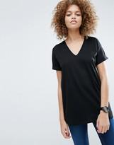 Asos Boyfriend T-Shirt with V Neck